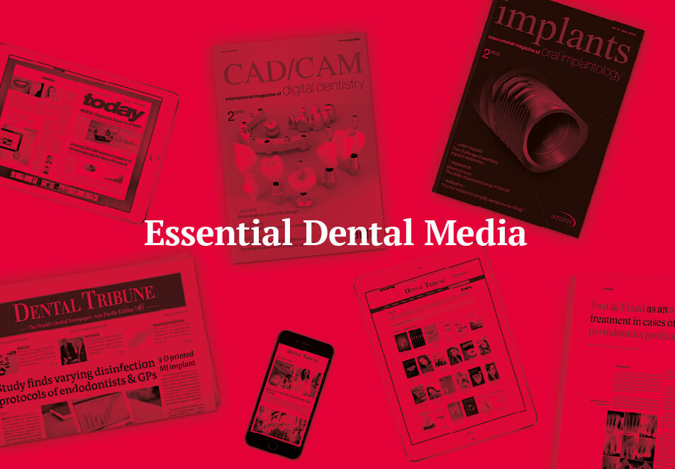 Dental Tribune International, Print, Corporate Design, Corporate Identity, Editorial Design