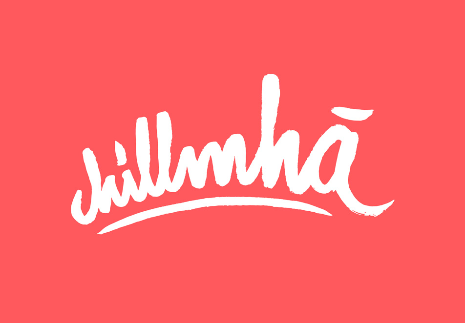 Chillmha Yoga, Corporate Design, Webdesign, Logo