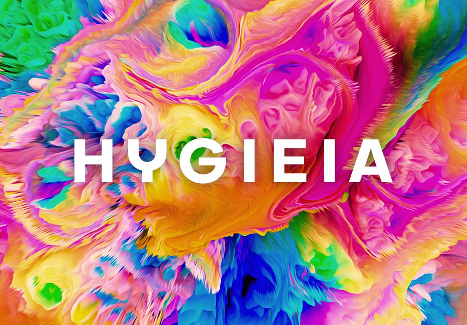 Hygieia.net GmbH, Corporate Design, Corporate Identity, Webdesign, Logo, Fotoshooting