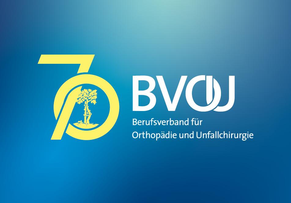 Berufsverband für Orthopädie und Unfallchirurgie, Corporate Design, Logo, Typografie
